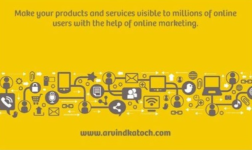 Digital Marketing, Katoch Solutions, Zirakpur