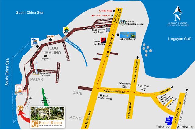 Patar Beach Resort Rates