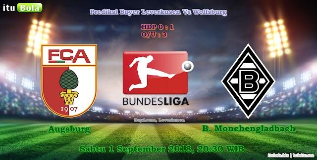 Prediksi Bayer Leverkusen Vs Wolfsburg - ituBola