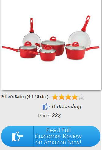 nonstick ceramic cookware