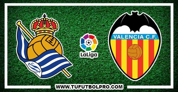 Ver Real Sociedad vs Valencia EN VIVO Por Internet Hoy 10 de Diciembre 2016