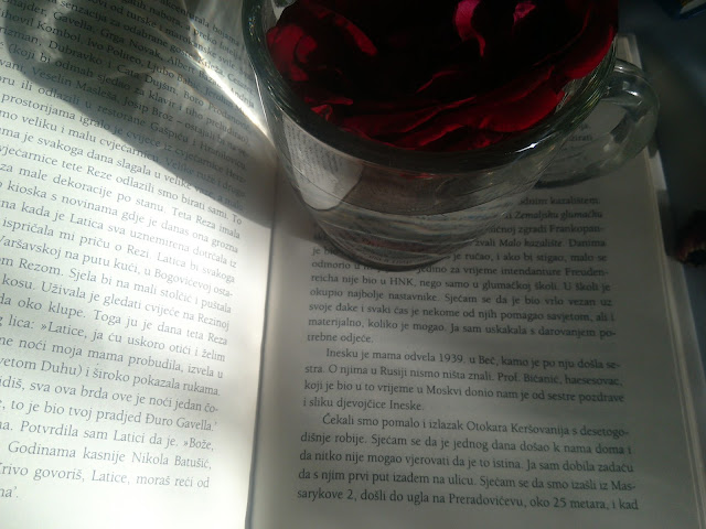 #roses #books