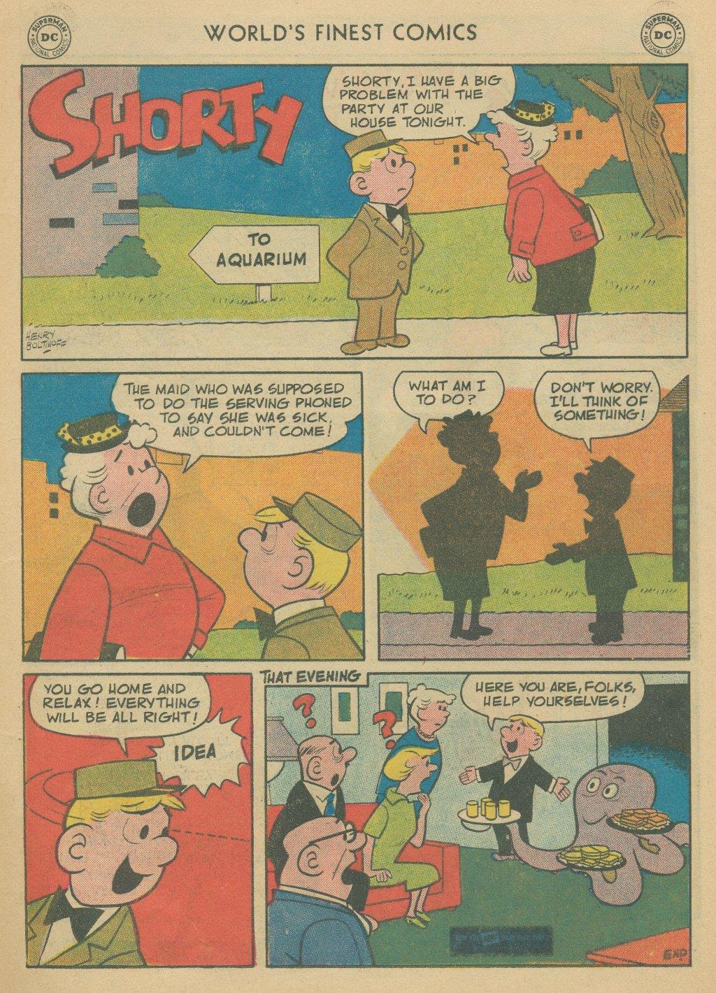 Read online World's Finest Comics comic -  Issue #108 - 15