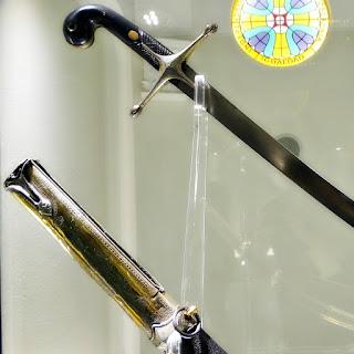 Sabre do General San Martín, Museo Historico Nacional, Buenos Aires