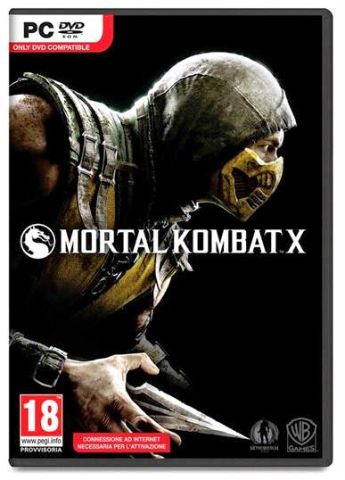 Mortal Kombat X – Premium Edition PC Game 2015 RePack 27GB Free Download