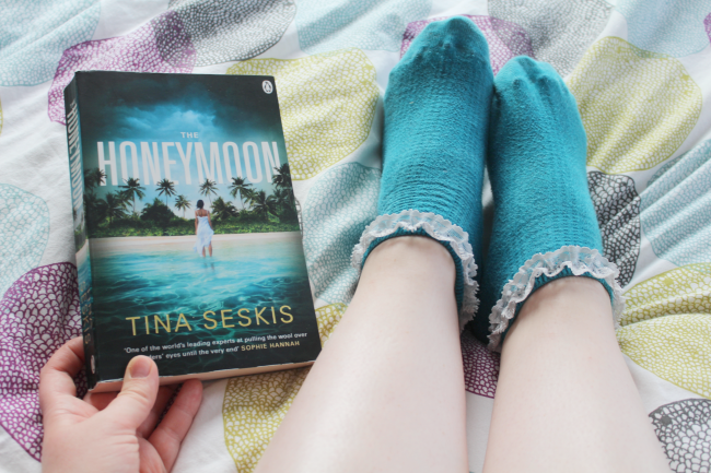 Review of 'The Honeymoon' by Tina Seksis - blog collab with Aimee Raindrop Writes