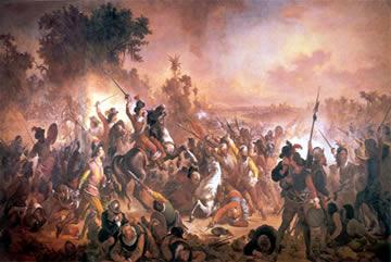 Invasões Holandesas no Brasil Colônia
