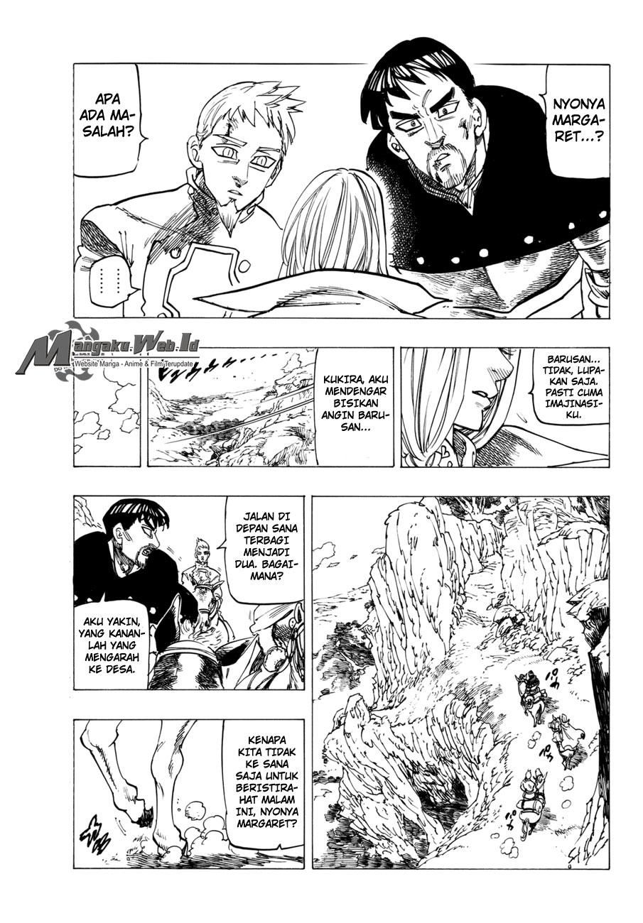 Nanatsu No Taizai: Chapter 244 - Page 8