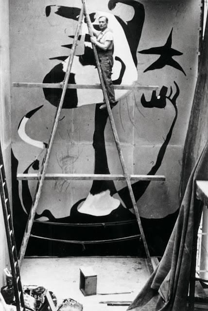 Resultado de imagen de blogspot, Joan Miró, El segador