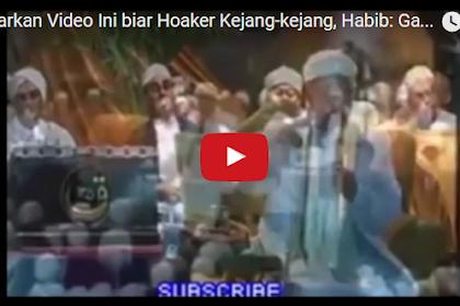 Tonton Video Ini, Habib Rizieq: Kita Tak Boleh Ikut Natalan, Tapi Kita Gak Boleh Ganggu Mereka Natalan, Apalagi Kita Bom Gereja Mereka! Gak Boleh! Gak Boleh!