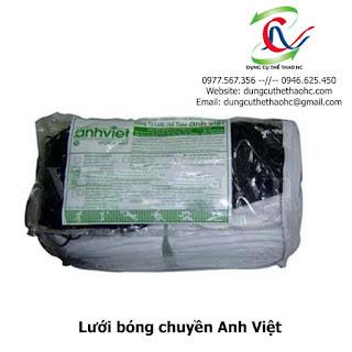 Lưới bóng chuyền Anh Việt