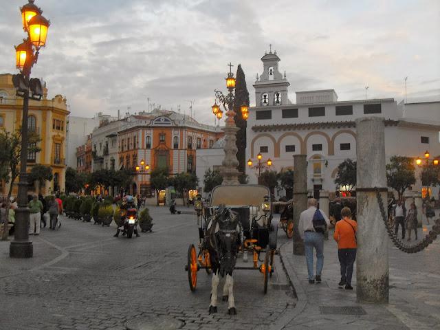 Visitas imprescindibles a realizar en Sevilla