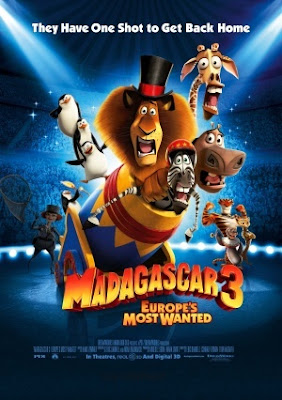 Madagascar 3 sexy and i know it