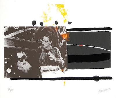 Sante Monachesi - 10 serigrafie in cartella