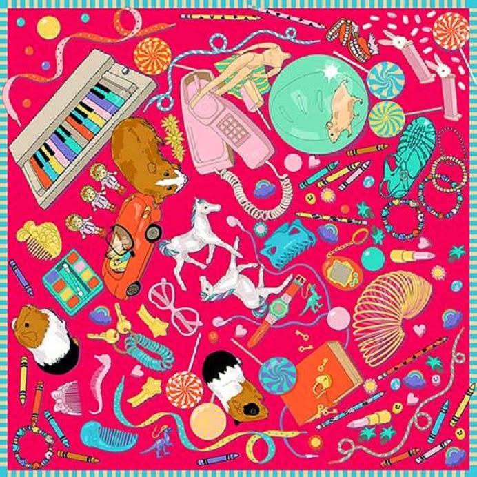 karen mabon bedroom floor scarf