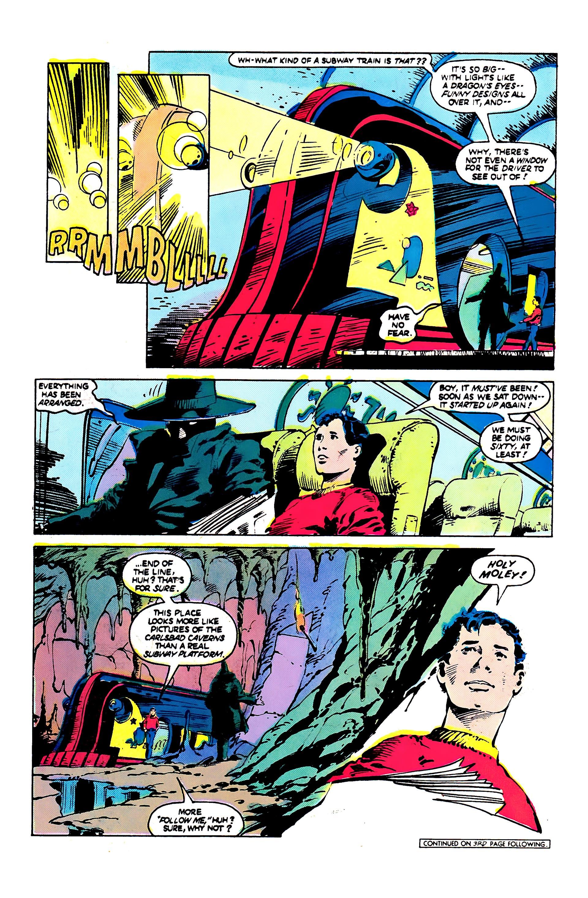 Read online Secret Origins (1986) comic -  Issue #3 - 6
