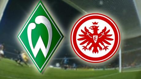 Werder Bremen vs Eintracht Frankfurt Full Match And Highlights