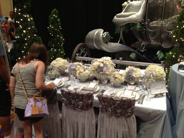 Disney Wedding Inspiration: Disney Fairy Tale Weddings Representing at the RunDisney Expo