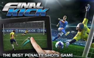 Final kick: Online football v5.4 Mod Apk + Data (Mod Money)