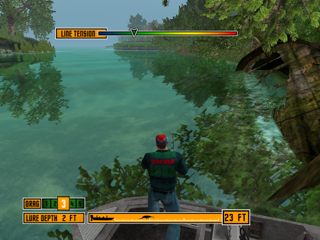 Rapala Pro Fishing PC Download Free Gameplay 1
