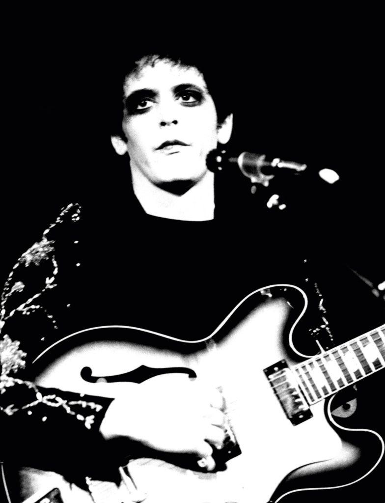 Intersticio Lou Reed Transformer Purpurina En La Oscuridad