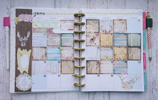 """СП """"Я веду свой планнер красиво"""" от StasikScrap Workshop. 5 этап."""