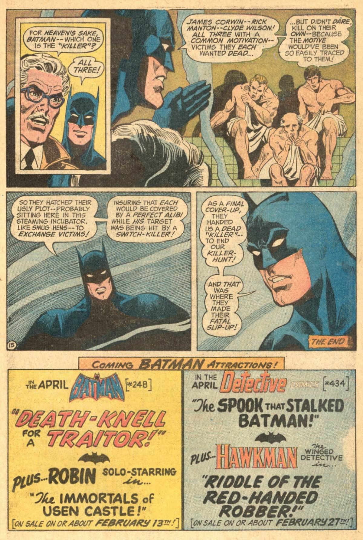 Detective Comics (1937) 433 Page 20
