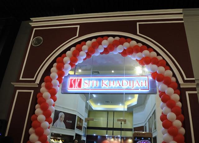 Butik Mukena Siti Khadijah - PVJ Bandung