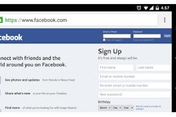 Facebook Login Home Page Desktop Site L
