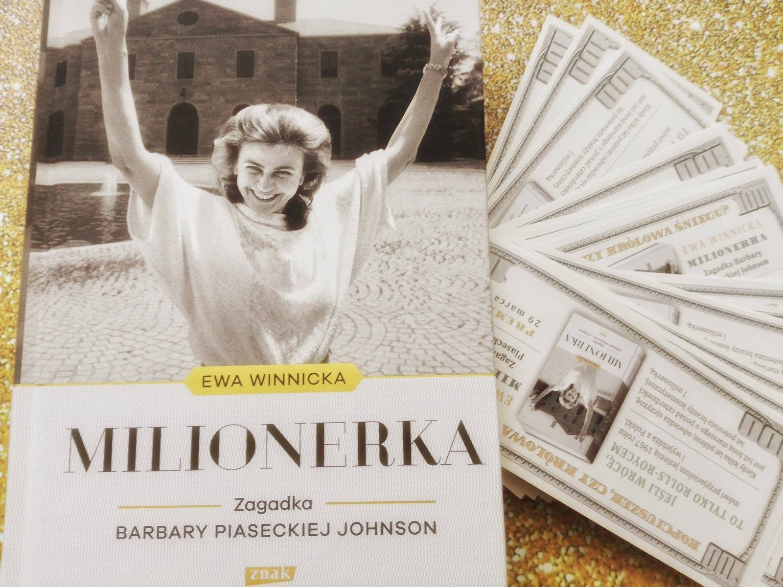 Milionerka. Zagadka Barbary Piaseckiej-Johnson Ewa Winnicka - recenzja