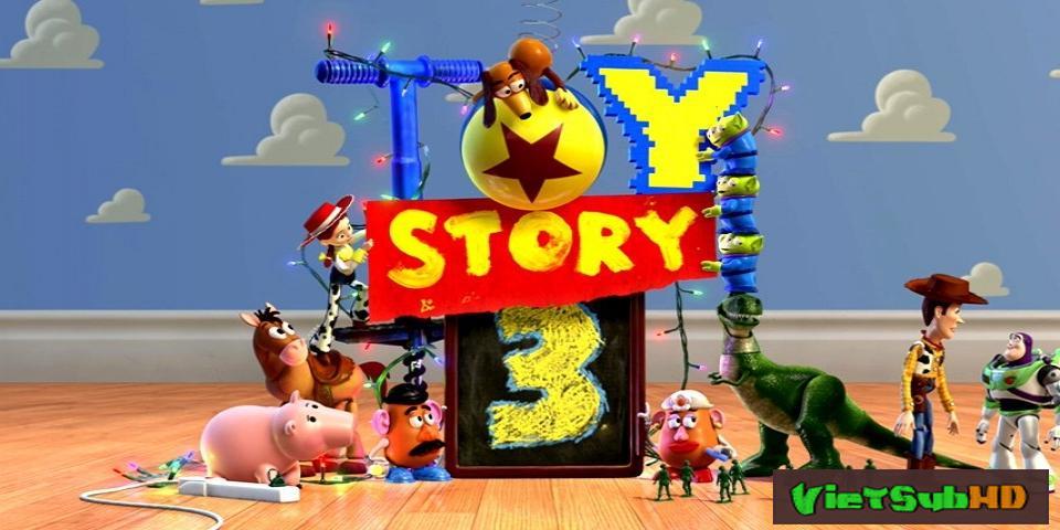 Phim Câu Chuyện Đồ Chơi (phần 3) VietSub HD | Toy Story 3 2010
