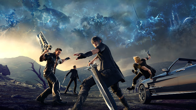 Final Fantasy XV Royal Edition ha sido registrado
