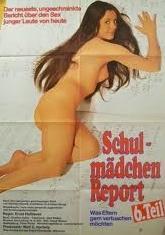 Sexualidad en las aulas (Schoolgirl Report 6) (1973) Comedia erotica de Ernst Hofbauer.
