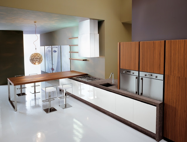 cocina lineal