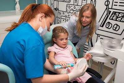 îngrijiri stomatologice pentru copii