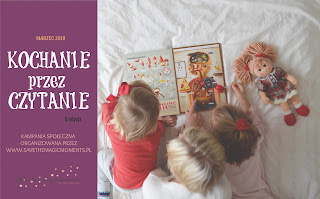 Pierwsza książka mojego dziecka - Kochanie przez czytanie