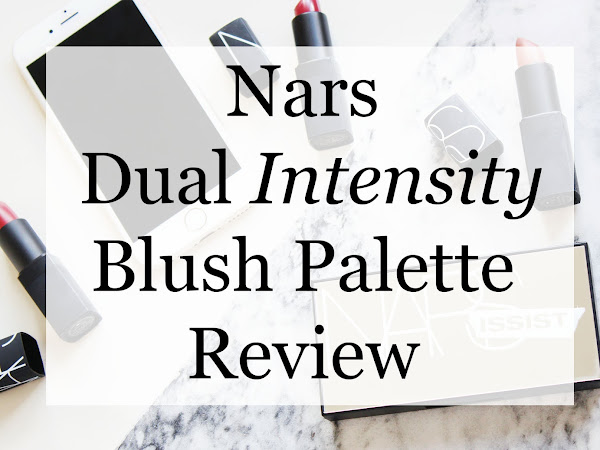 Nars Dual Intensity Blush Palette REVIEW