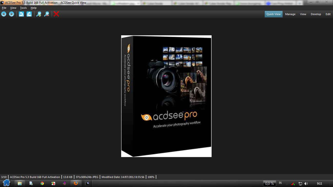 ACDSee Pro 5.3 Build 168 Full Keygen ~ Master Dhedi™