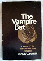 Vampire Bat: A Field Study in Behavior and Ecology by Dennis Turner