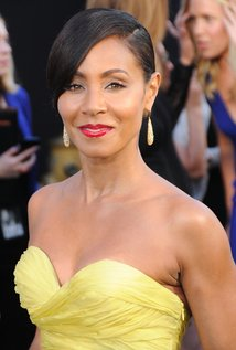 Jada Pinkett Smith. Director of The Human Contract