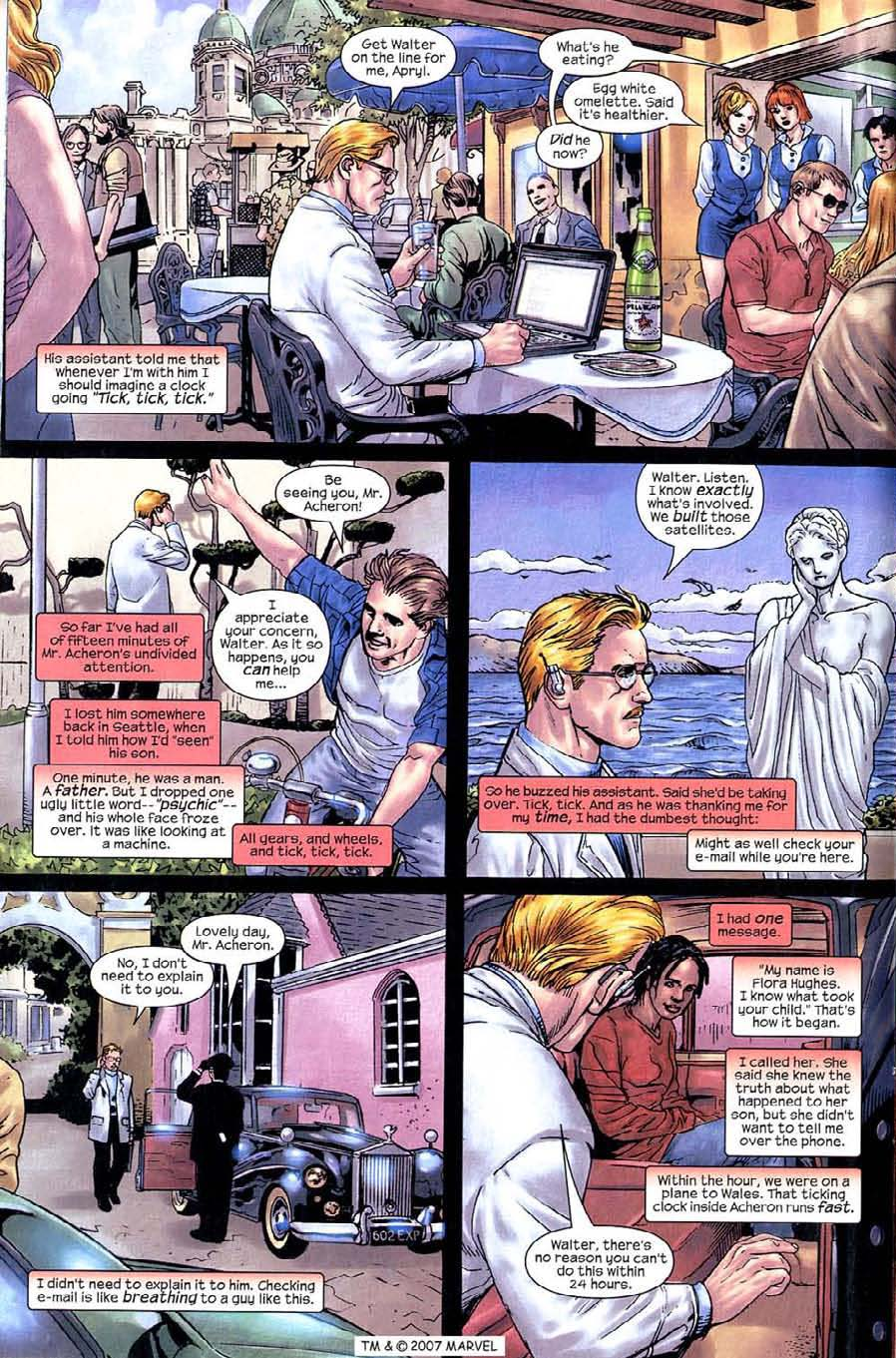 Read online Silver Surfer (2003) comic -  Issue #4 - 10
