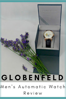 Globenfeld Automatic Watch Review. A quality timepiece with an intricate movement and long lasting build