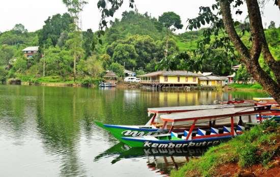 Situ Patenggang wisata alam bandung