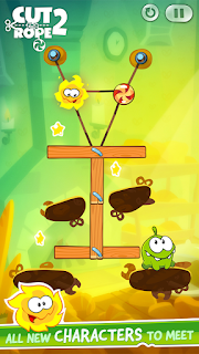 Download Cut the Rope 2 for Android