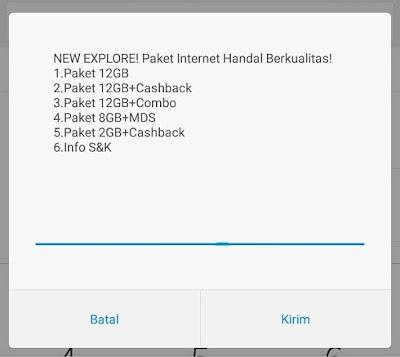 Promo Satelite Terjangkau 4G Telkomsel 12GB serta 8GB Terakhir 2017