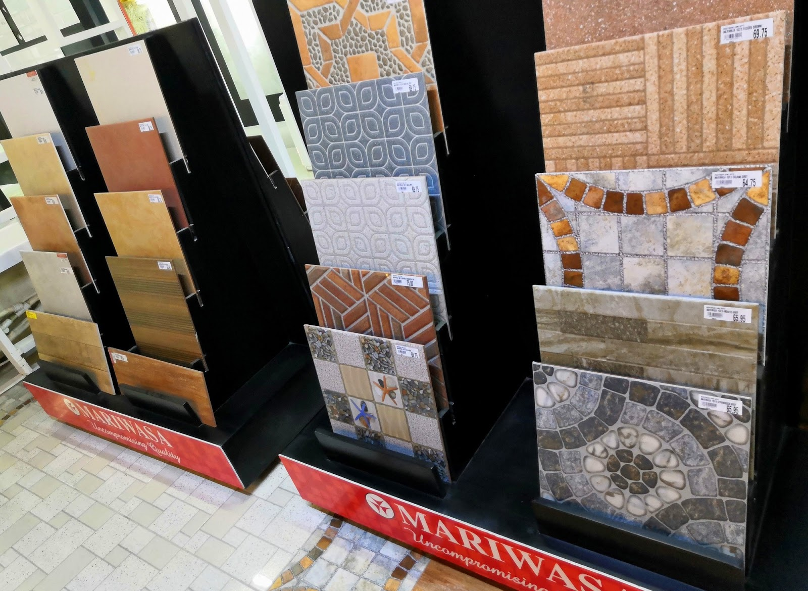 Why Mariwasa Showroom In Jaro Is Your Next Stop For Your Home Finishing Needs