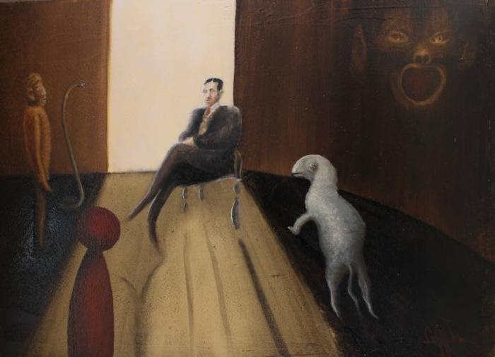 Создание поэтического образа. Javier Guadarrama