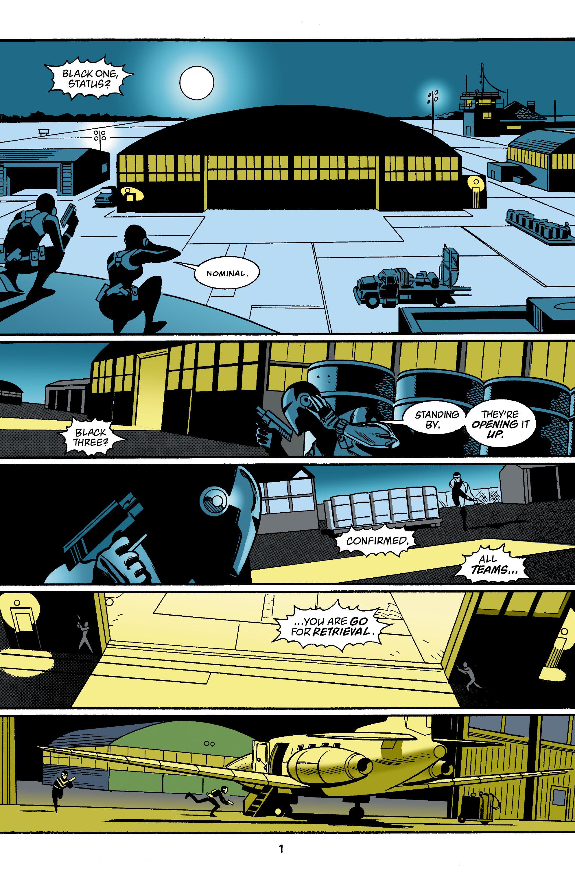 Detective Comics (1937) 775 Page 1