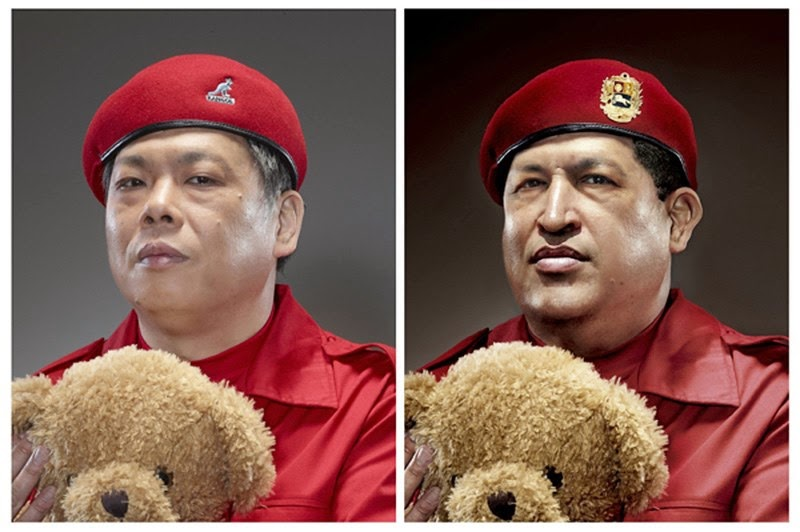 Dictators with Soft Toys