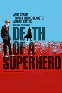 Watch Death of a Superhero Online Free in HD